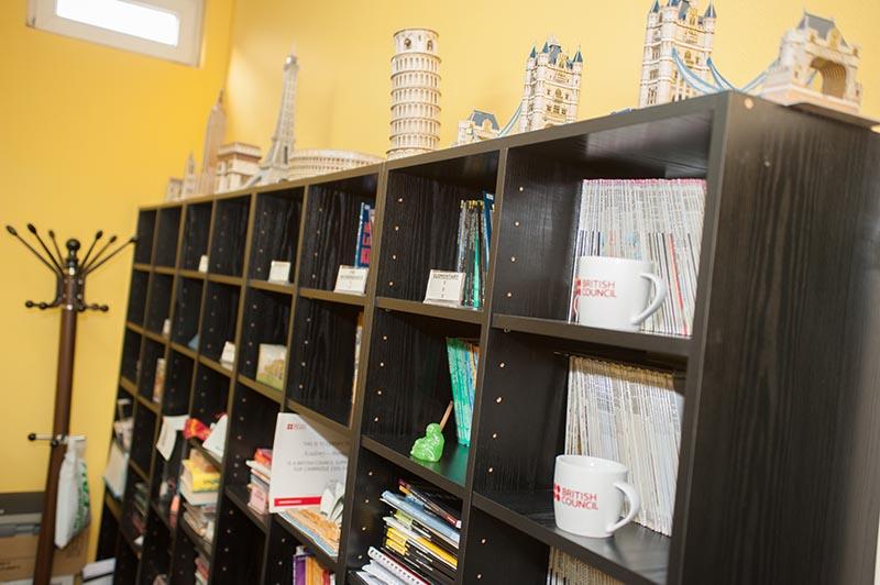 Academy Biblioteka Skole Stranih Jezika